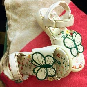 Carters Girls 10c Sandals